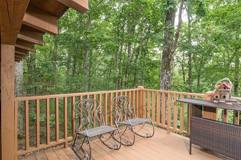 Photo of a Sevierville Cabin named 2 Cute - This is the tenth photo in the set.