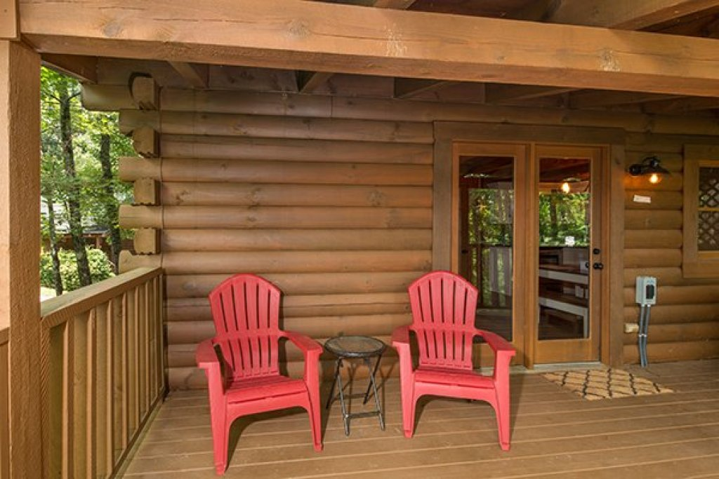 Photo of a Sevierville Cabin named 2 Cute - This is the eighteenth photo in the set.