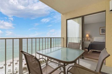 Regency Towers 710, 2 Bedrooms, Beachfront, Wi-fi, Pool, Sleeps 8