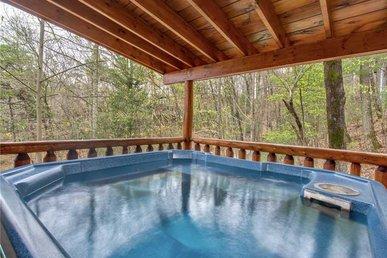 Dreams Do Come True, 1 Bedroom, Hot Tub, Fireplace, Sleeps 6
