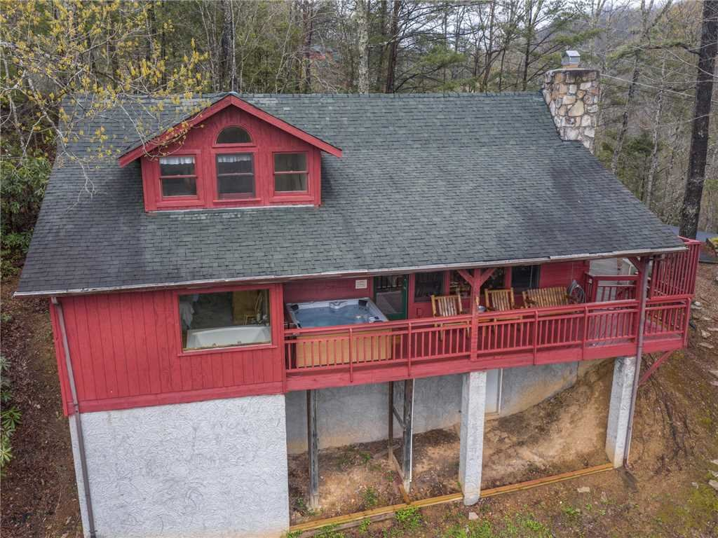 Photo of a Gatlinburg Cabin named Mountain Rose - This is the twenty-fourth photo in the set.