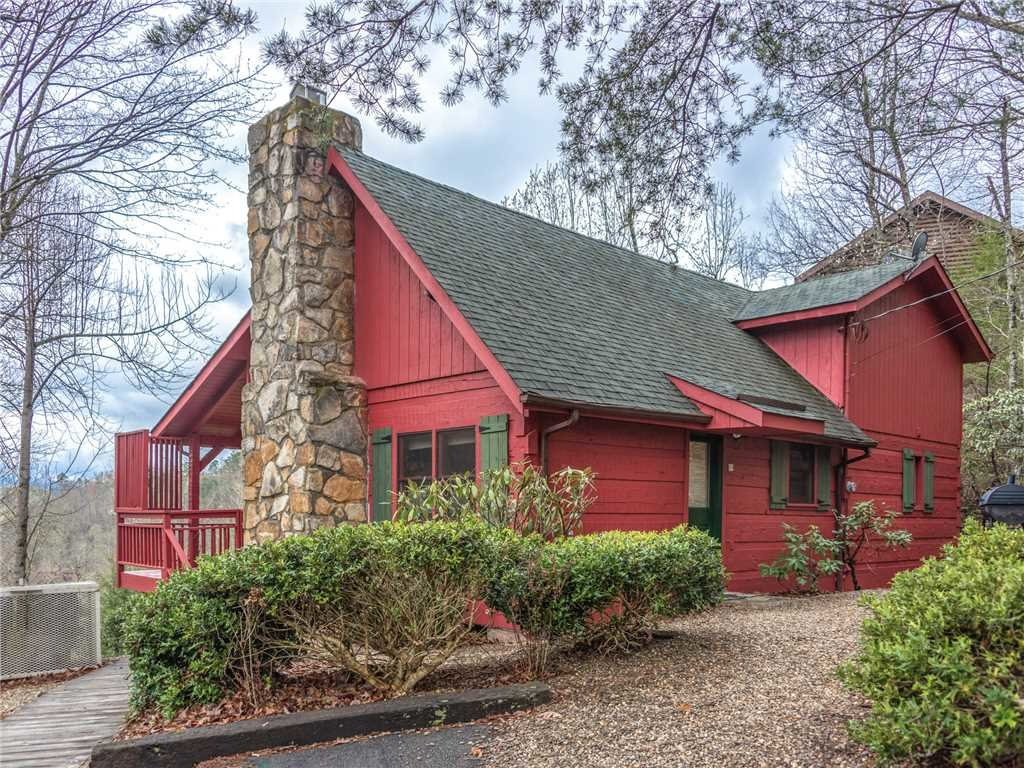 Photo of a Gatlinburg Cabin named Mountain Rose - This is the twenty-second photo in the set.