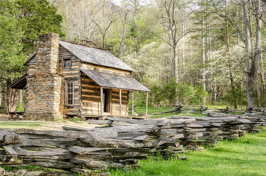 Photo of a Gatlinburg Cabin named Mountain Rose - This is the twenty-eighth photo in the set.