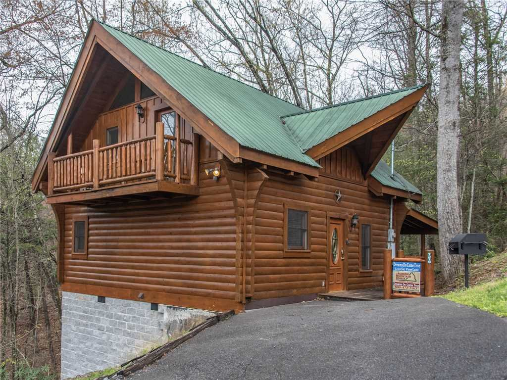 Photo of a Sevierville Cabin named Dreams Do Come True - This is the eighteenth photo in the set.