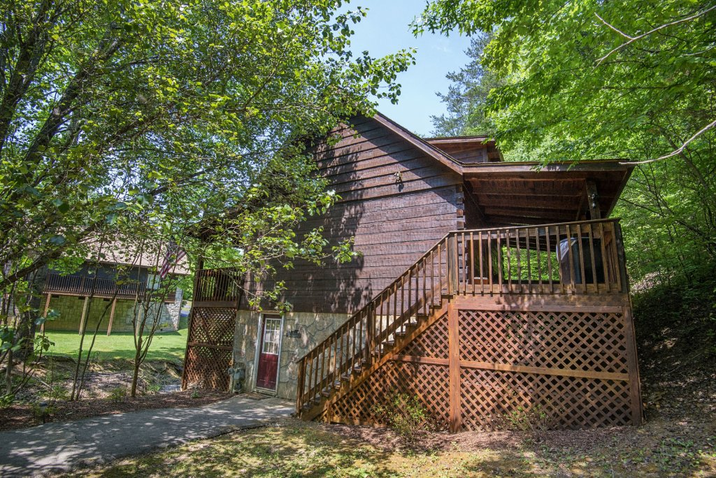 Photo of a Pigeon Forge Condo named  Jalyn's Treehouse - This is the one thousand nine hundred and fortieth photo in the set.