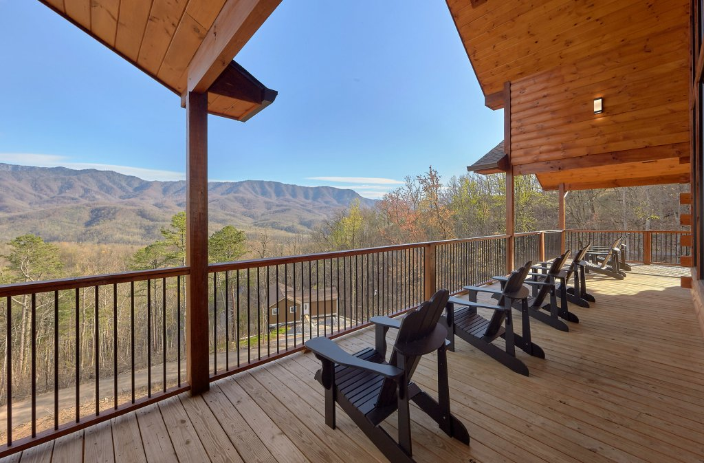 Photo of a Gatlinburg Cabin named Misty Mountain Adventure Lodge - This is the ninth photo in the set.