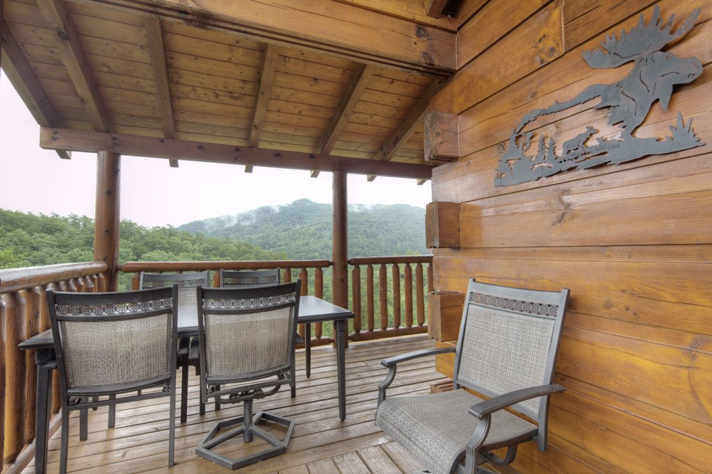 Photo of a Sevierville Cabin named  Almost Paradise - This is the one thousand and twenty-eighth photo in the set.