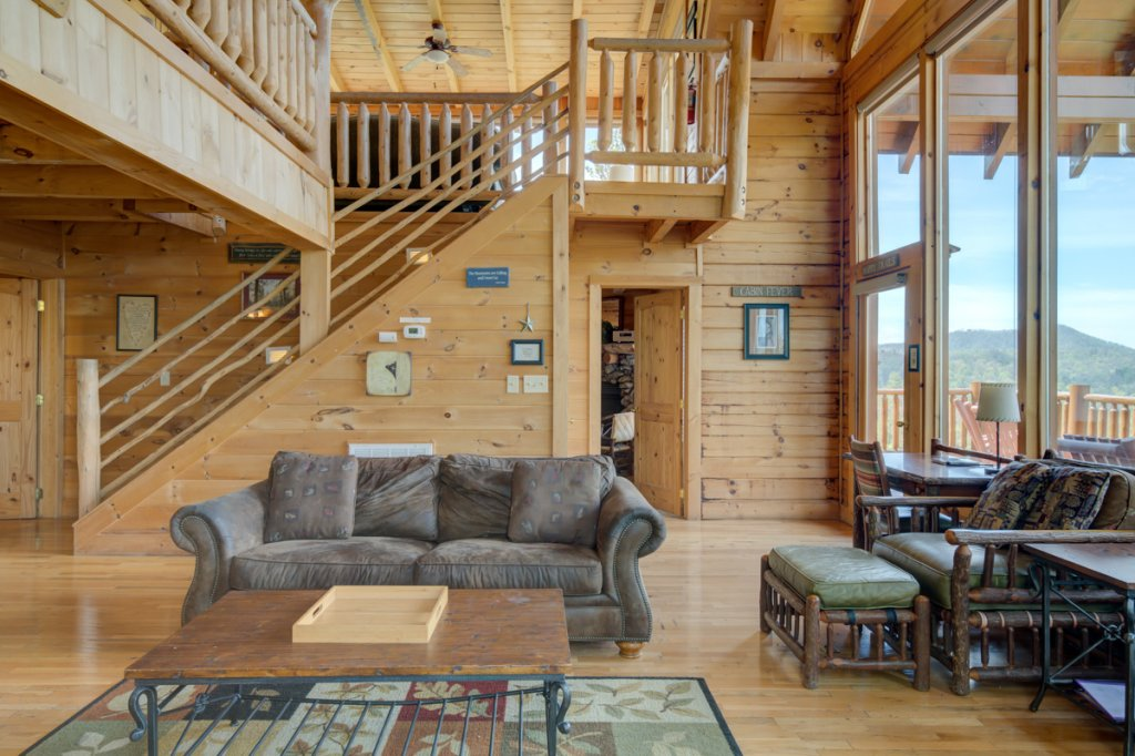 Photo of a Sevierville Cabin named Perfect Peace #46 - This is the fourteenth photo in the set.