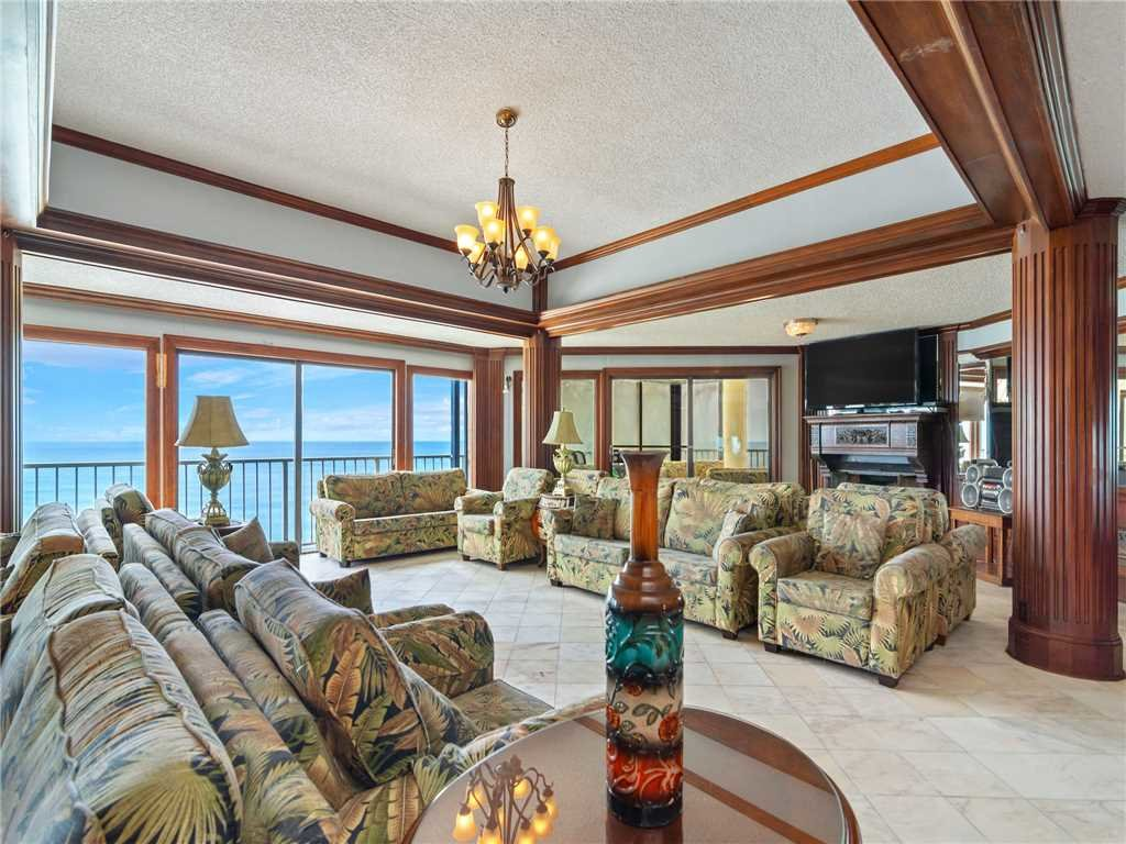 Photo of a Panama City Beach Condo named Summit Penthouse 1501 - This is the second photo in the set.