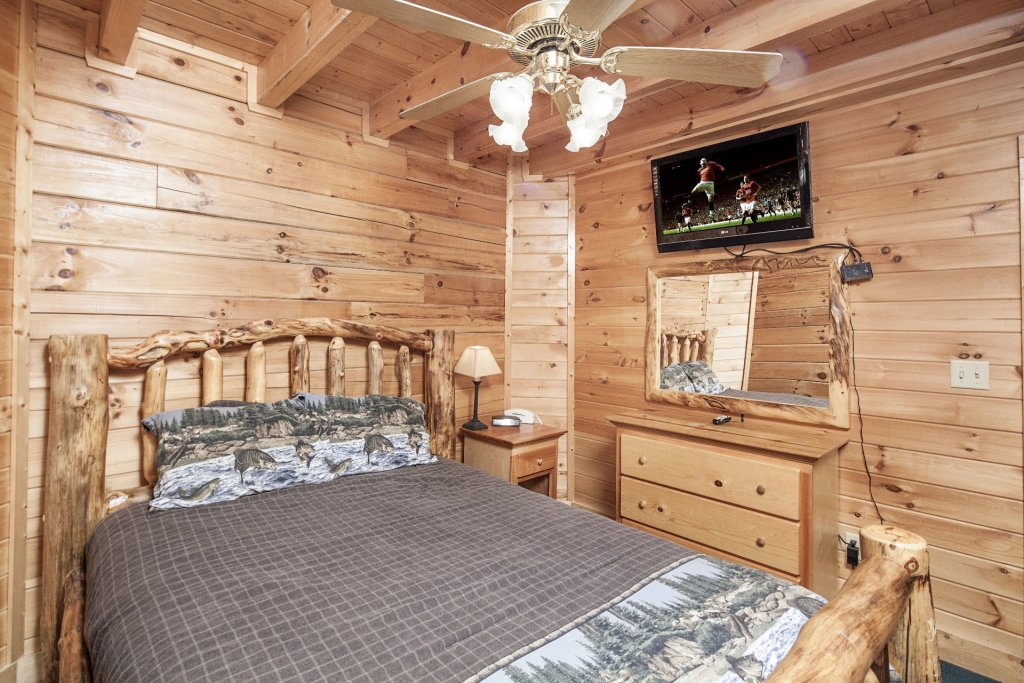 Photo of a Pigeon Forge Cabin named  Treasure Mountain - This is the four hundred and seventy-second photo in the set.