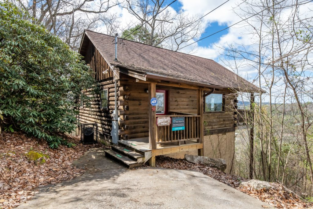 Photo of a Sevierville Cabin named Lucky Star - This is the twenty-fourth photo in the set.