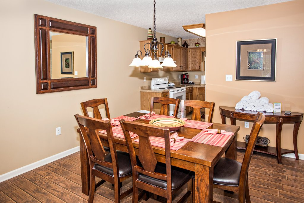Photo of a Pigeon Forge Condo named Whispering Pines 143 - This is the second photo in the set.