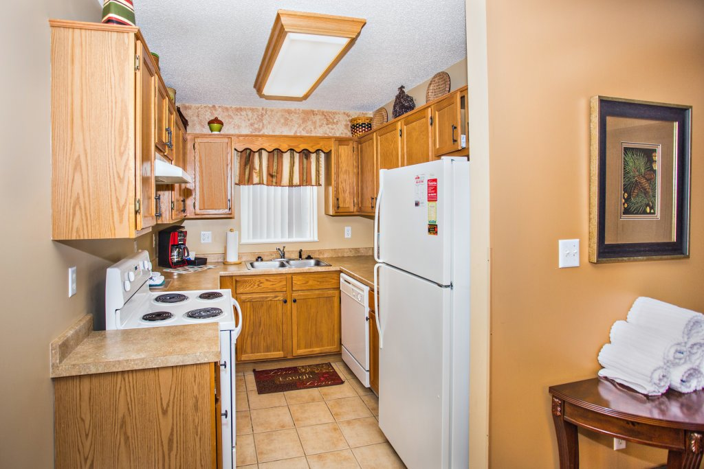 Photo of a Pigeon Forge Condo named Whispering Pines 143 - This is the first photo in the set.