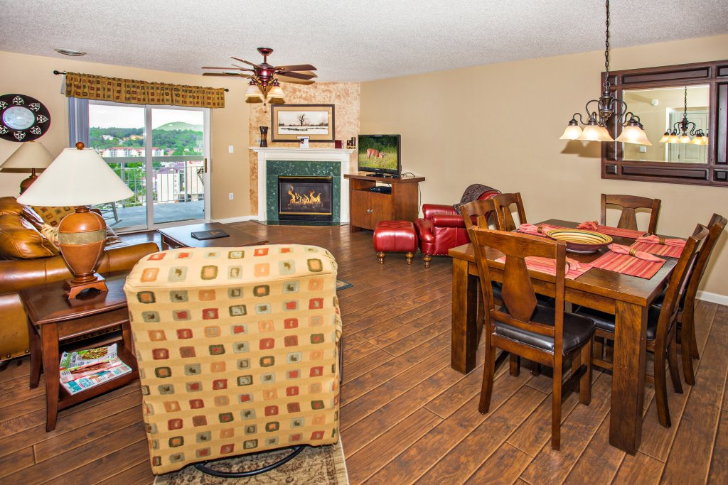 Photo of a Pigeon Forge Condo named Whispering Pines 143 - This is the third photo in the set.