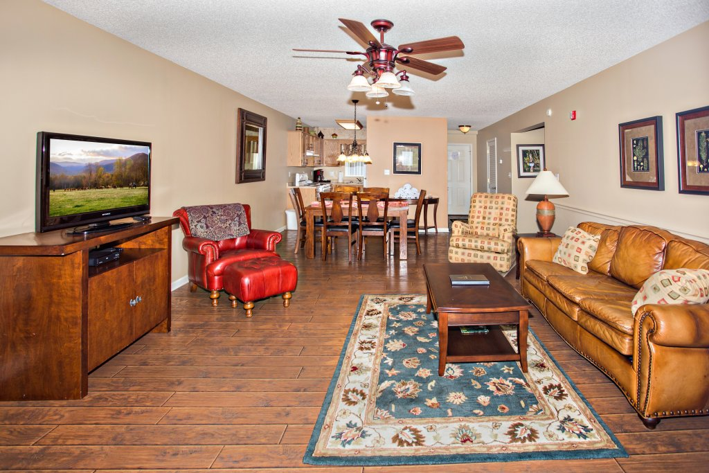 Photo of a Pigeon Forge Condo named Whispering Pines 143 - This is the fourth photo in the set.