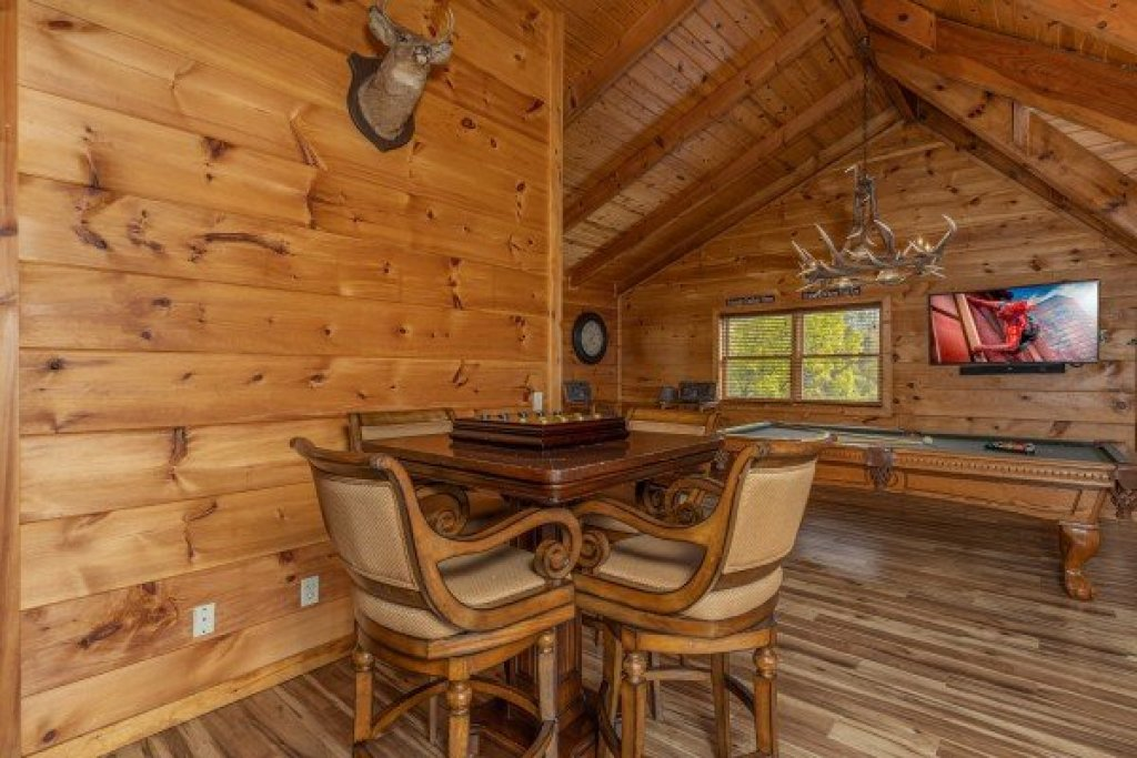 Photo of a Sevierville Cabin named 50 Mile View - This is the seventeenth photo in the set.