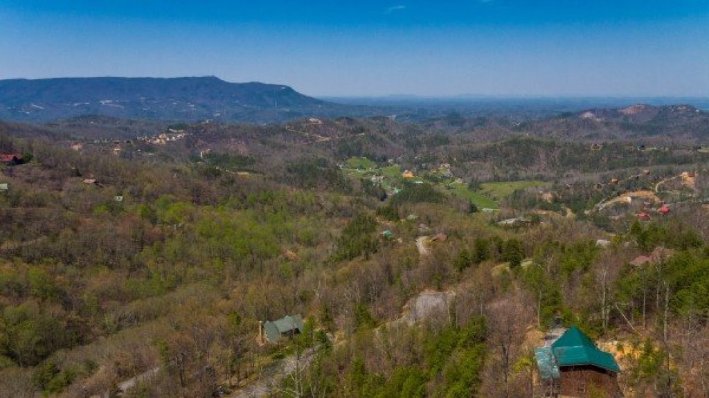 Photo of a Sevierville Cabin named 50 Mile View - This is the forty-seventh photo in the set.
