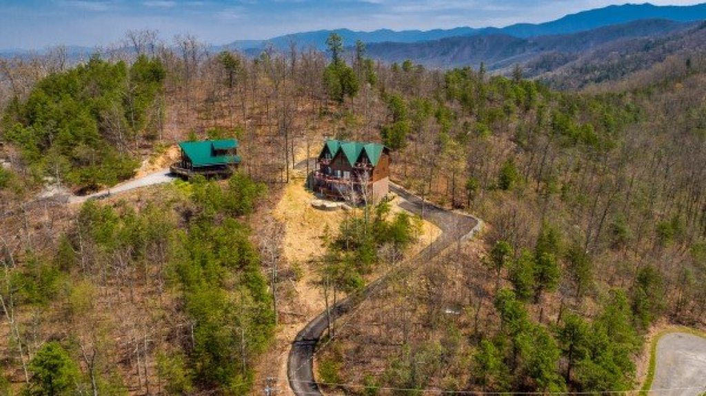 Photo of a Sevierville Cabin named 50 Mile View - This is the forty-ninth photo in the set.