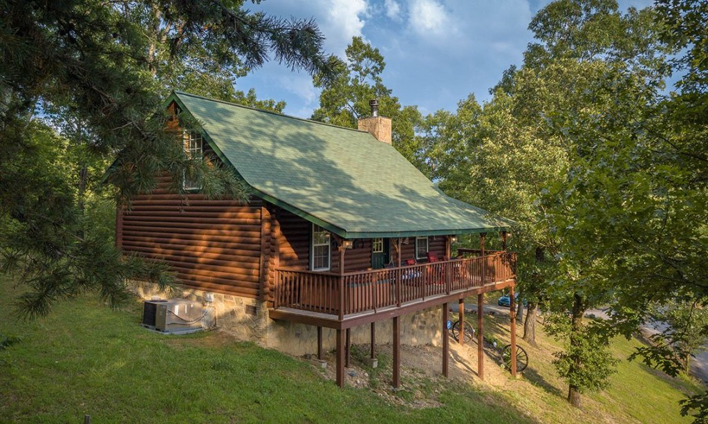 Photo of a Sevierville Cabin named Serendipity - This is the twenty-eighth photo in the set.