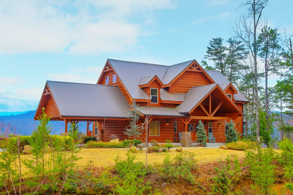 Photo of a Sevierville Cabin named Hackberry Lodge - This is the twenty-first photo in the set.