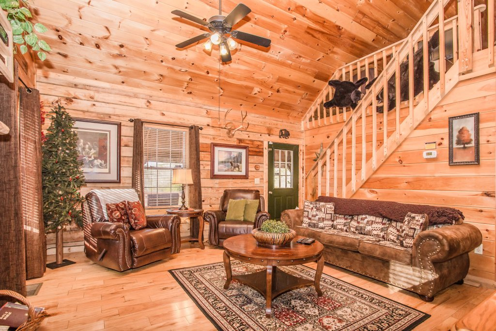 Photo of a Sevierville Cabin named Serendipity - This is the thirteenth photo in the set.