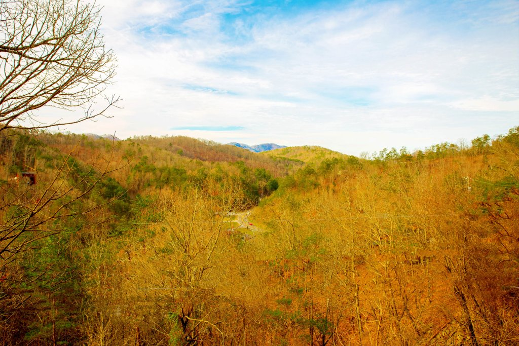 Photo of a Sevierville Cabin named Serendipity - This is the second photo in the set.