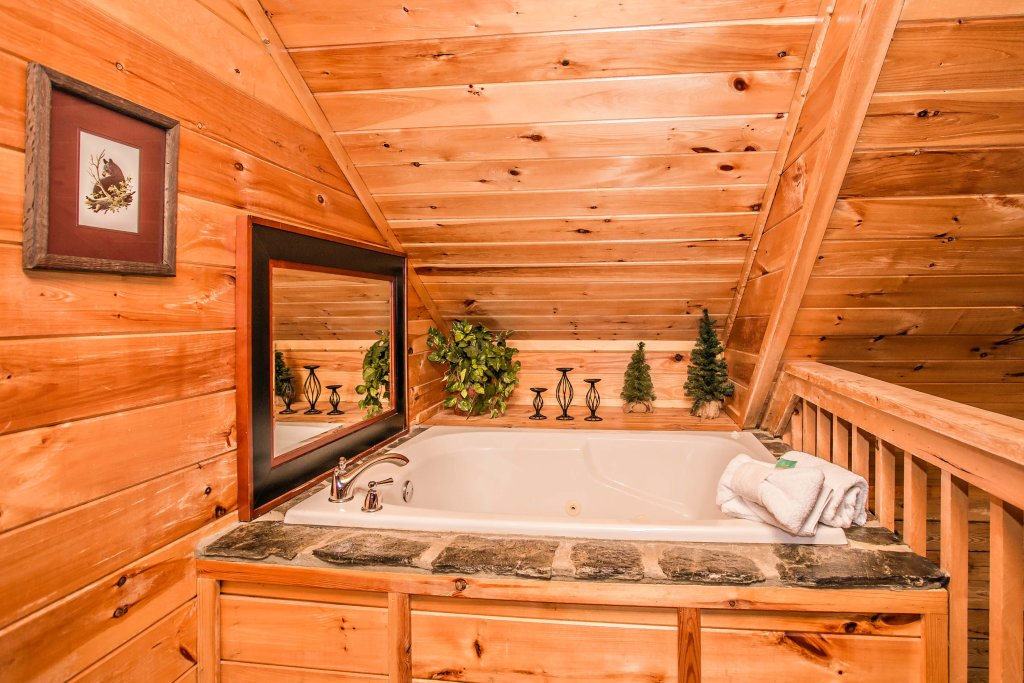 Photo of a Sevierville Cabin named Serendipity - This is the eighth photo in the set.