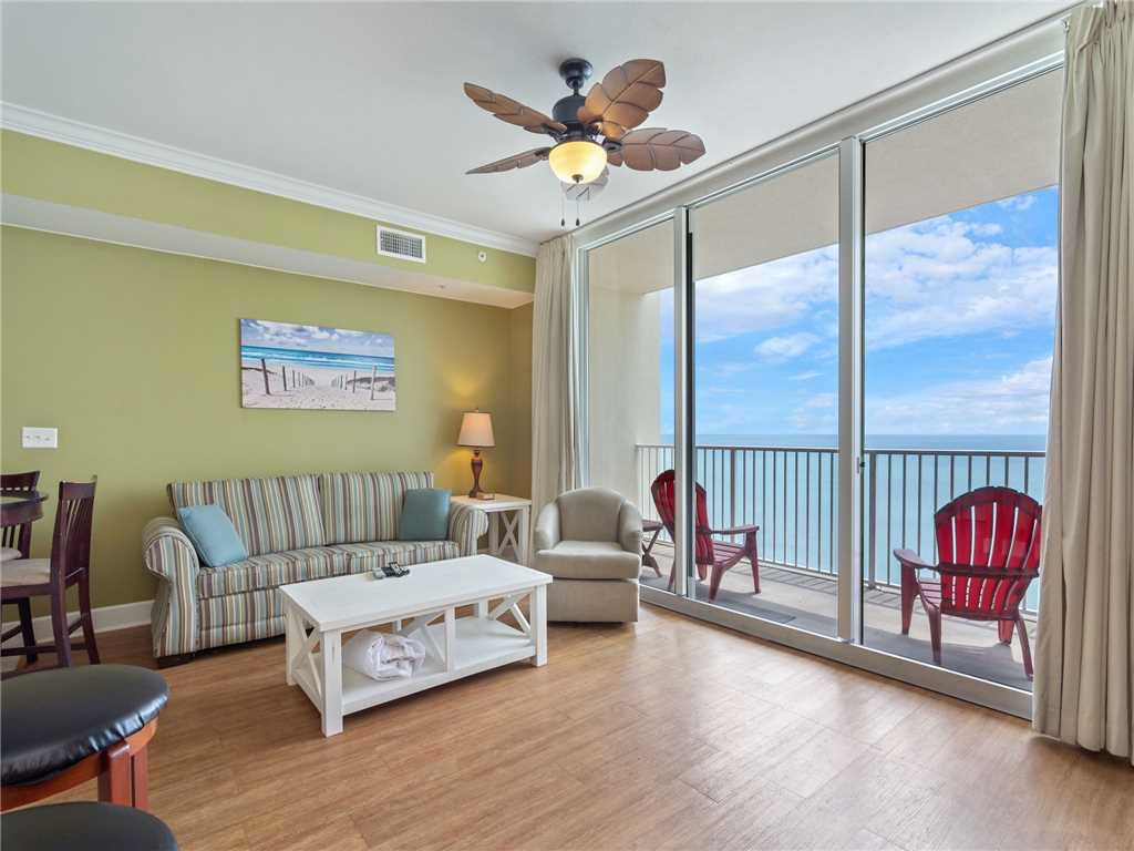 Photo of a Panama City Beach Condo named Tidewater 1711 - This is the fourth photo in the set.