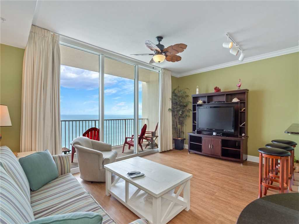 Photo of a Panama City Beach Condo named Tidewater 1711 - This is the third photo in the set.