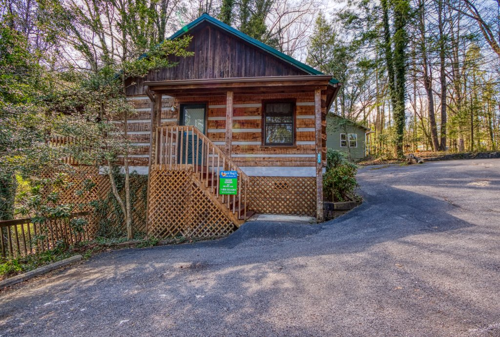 Photo of a Gatlinburg Cabin named Linger Longer #1607 - This is the twenty-third photo in the set.