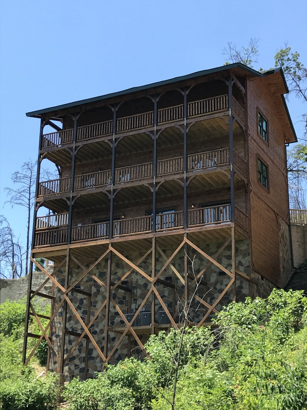 Photo of a Gatlinburg Cabin named Living The Dream - This is the fifty-sixth photo in the set.