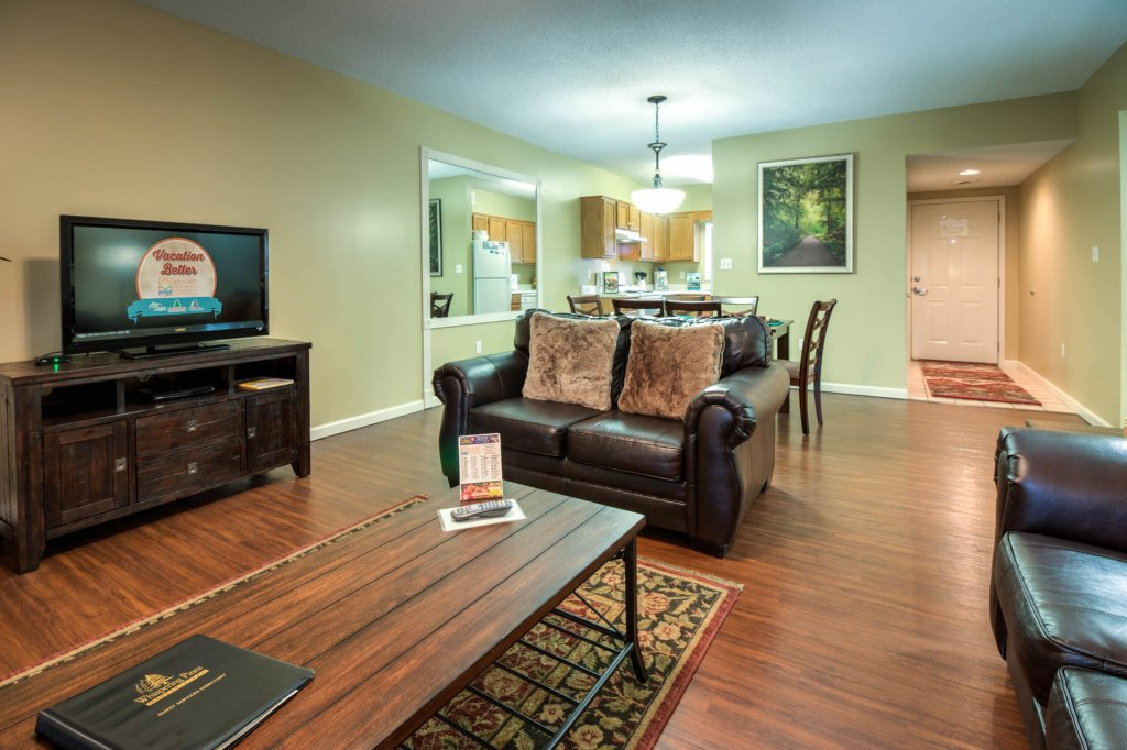 Photo of a Pigeon Forge Condo named Whispering Pines 234 - This is the fourth photo in the set.