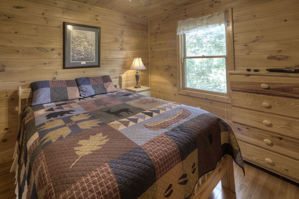 Photo of a Gatlinburg Cabin named Point Of View - This is the eight hundred and sixteenth photo in the set.
