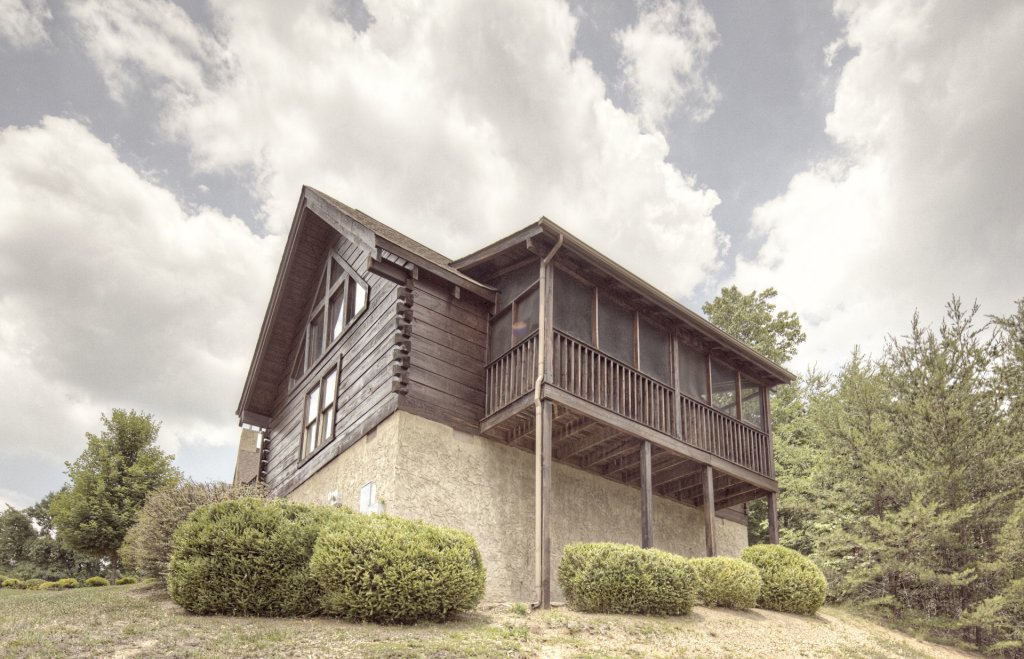Photo of a Pigeon Forge Cabin named  The View - This is the nine hundred and seventy-second photo in the set.