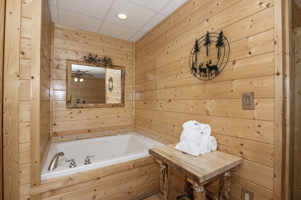 Photo of a Sevierville Cabin named  Eagle's Dream - This is the four hundred and forty-first photo in the set.