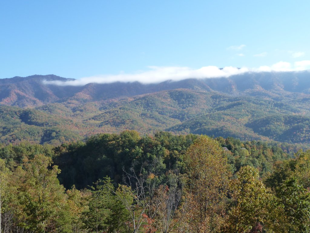 Photo of a Gatlinburg Cabin named Peak A View - This is the second photo in the set.