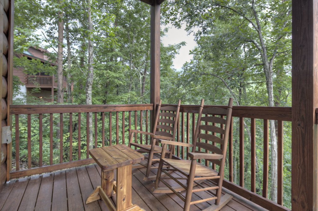 Photo of a Sevierville Cabin named  Eagle's Dream - This is the two hundred and seventeenth photo in the set.