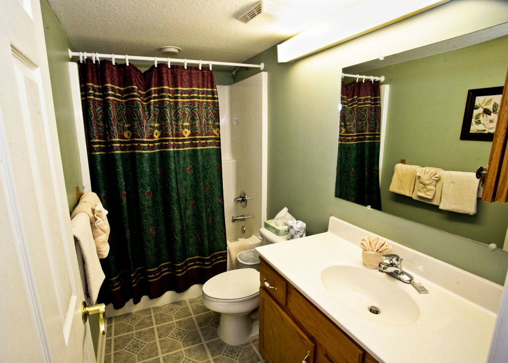 Photo of a Pigeon Forge Condo named  Colonial Crest 110 - This is the six hundred and sixty-fourth photo in the set.