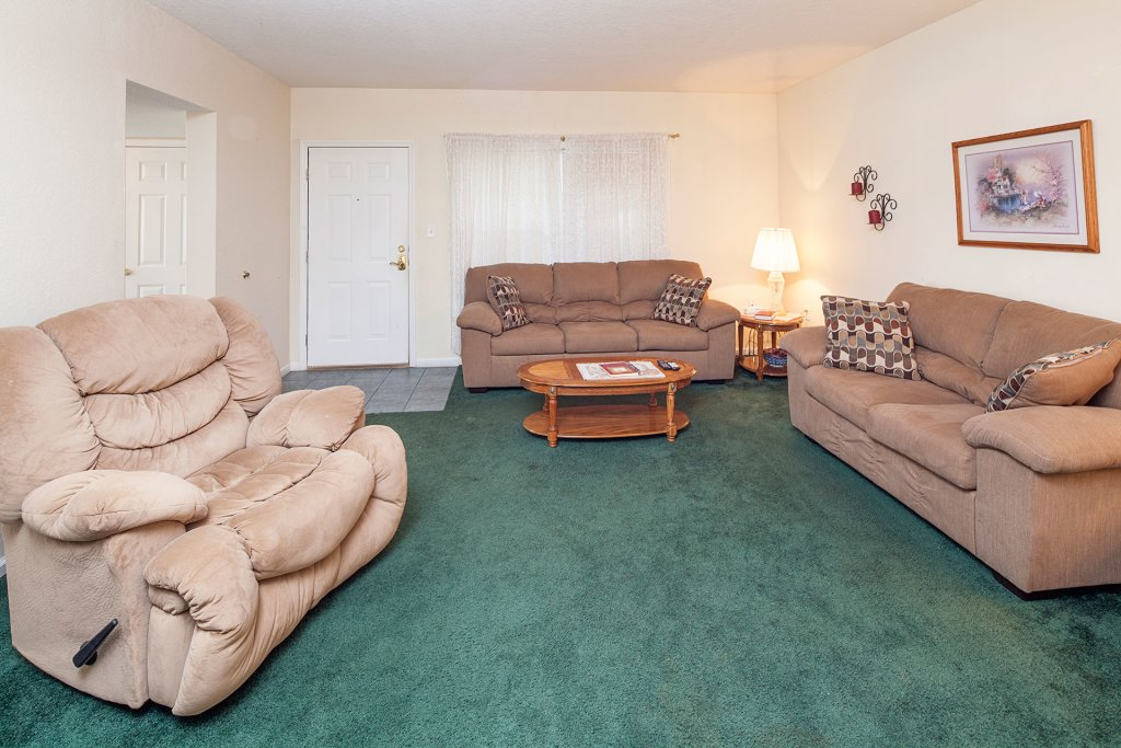 Photo of a Pigeon Forge Condo named  Colonial Crest 110 - This is the three hundredth photo in the set.