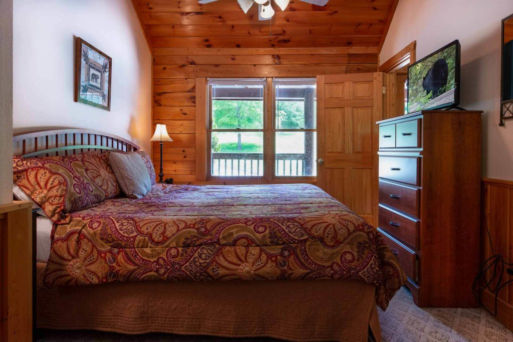 Photo of a Pigeon Forge Cabin named 839a Golf View Cabins Rockin' Robin - This is the twentieth photo in the set.