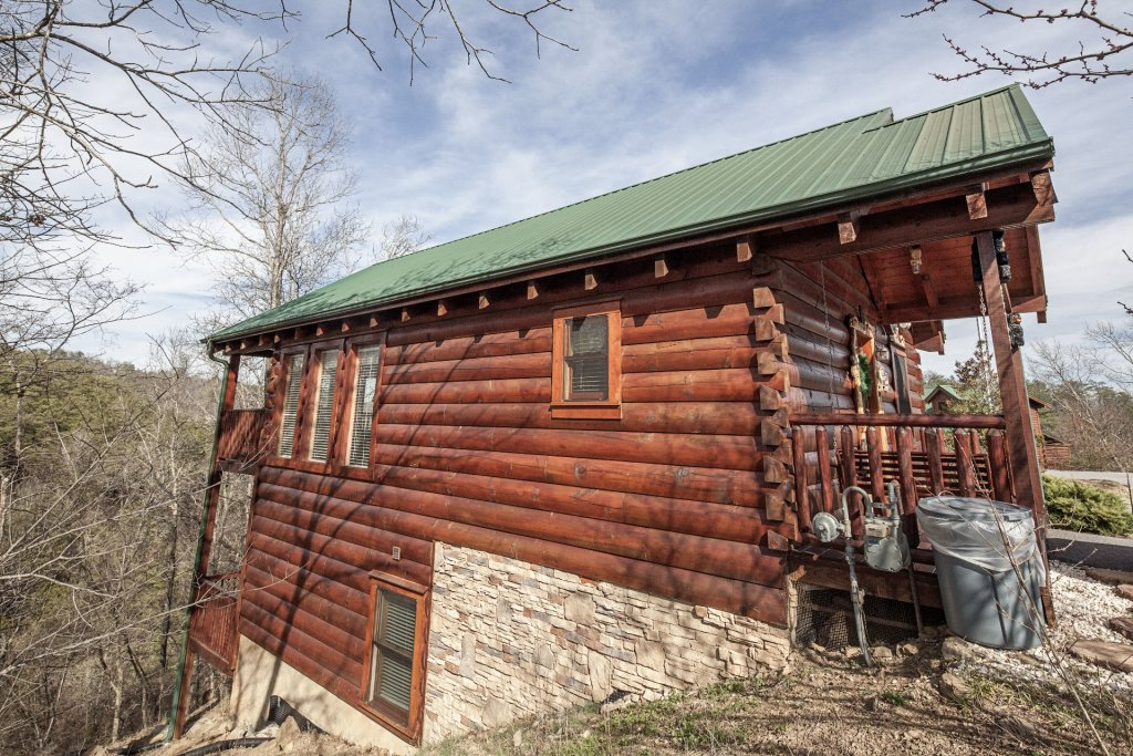 Photo of a Sevierville Cabin named  Eagle's Dream - This is the one hundred and seventy-second photo in the set.