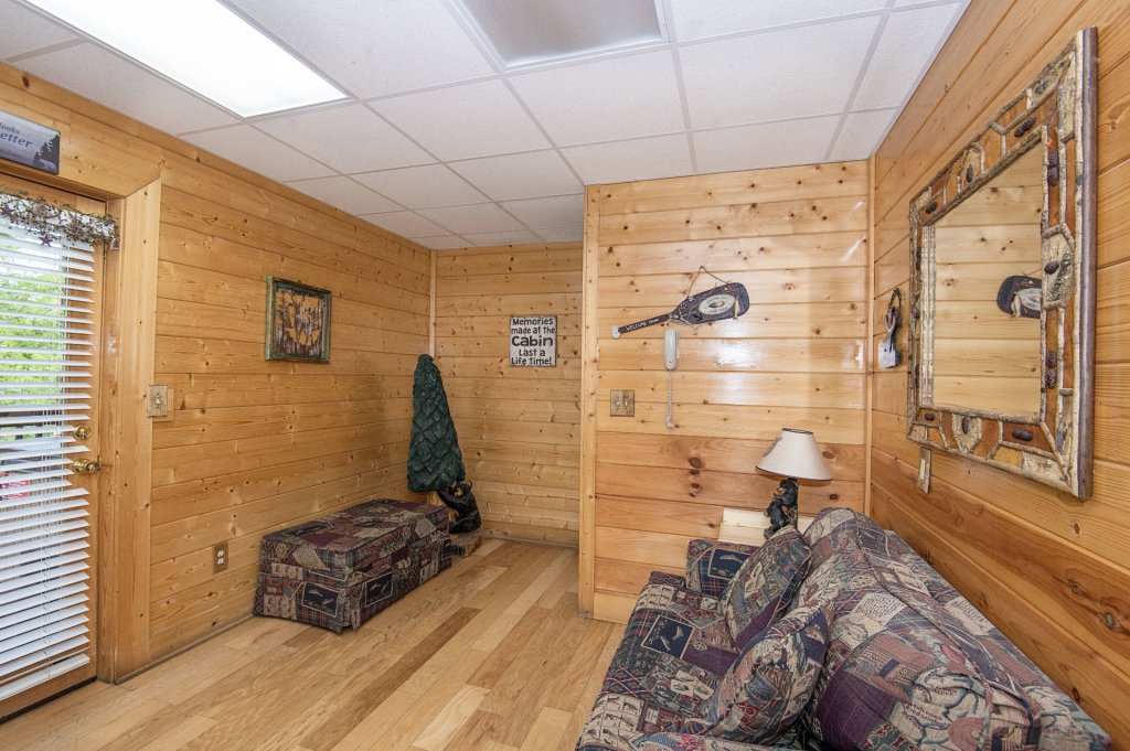 Photo of a Sevierville Cabin named  Eagle's Dream - This is the three hundred and seventeenth photo in the set.
