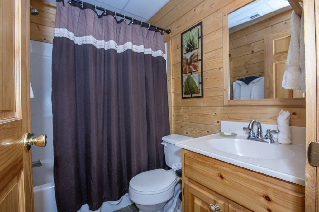 Photo of a Sevierville Cabin named  Eagle's Dream - This is the four hundred and thirty-second photo in the set.