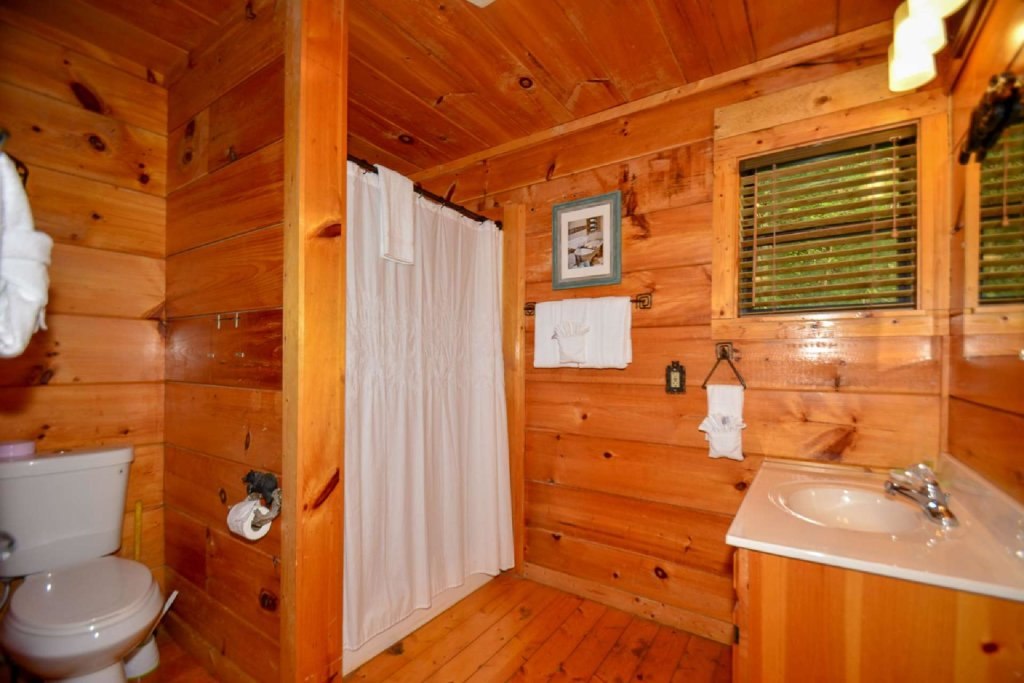 Photo of a Sevierville Cabin named Dogwood Ridge - This is the fourteenth photo in the set.