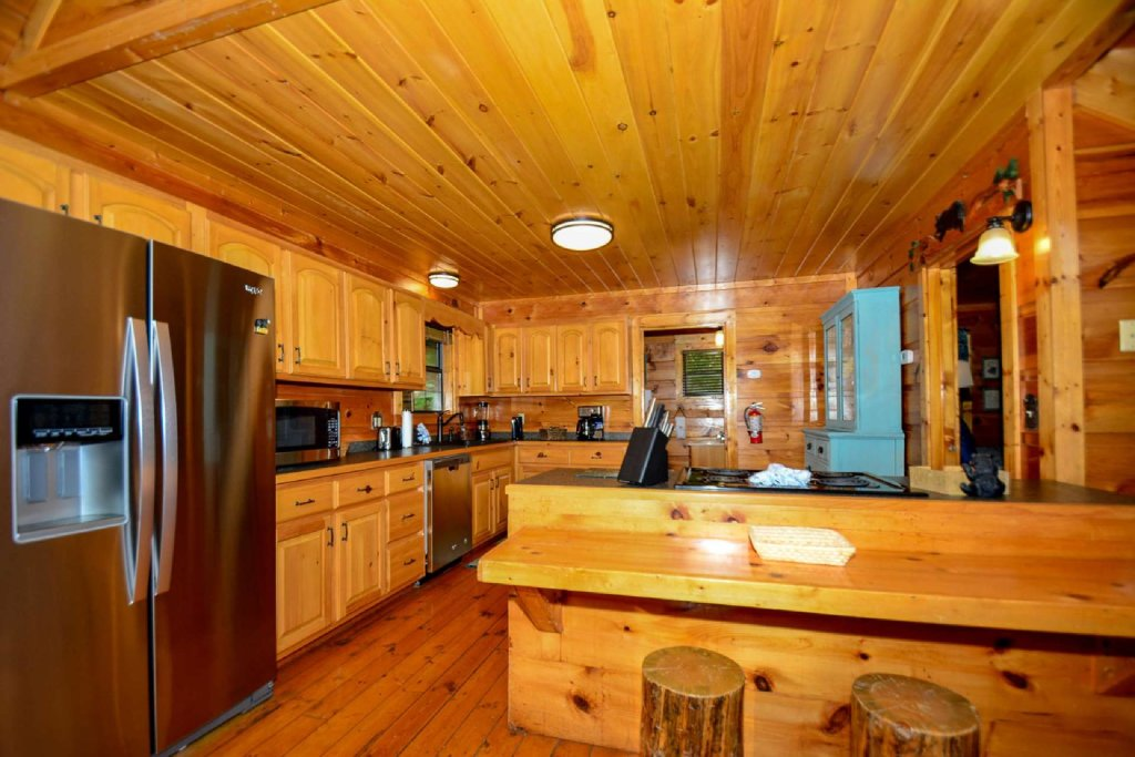 Photo of a Sevierville Cabin named Dogwood Ridge - This is the twenty-first photo in the set.