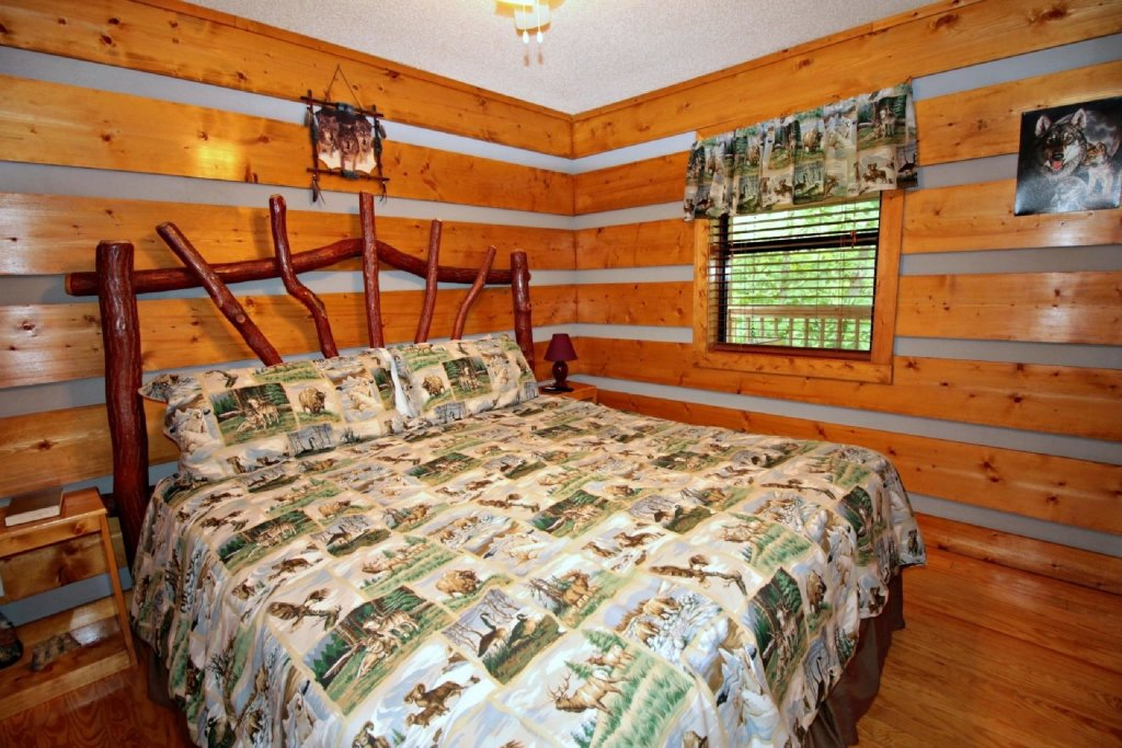 Photo of a Pigeon Forge Cabin named Dances With Wolves - This is the eleventh photo in the set.
