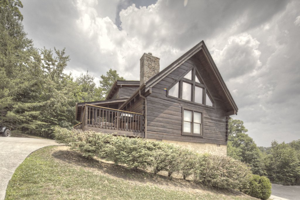 Photo of a Pigeon Forge Cabin named  The View - This is the eight hundred and seventy-second photo in the set.