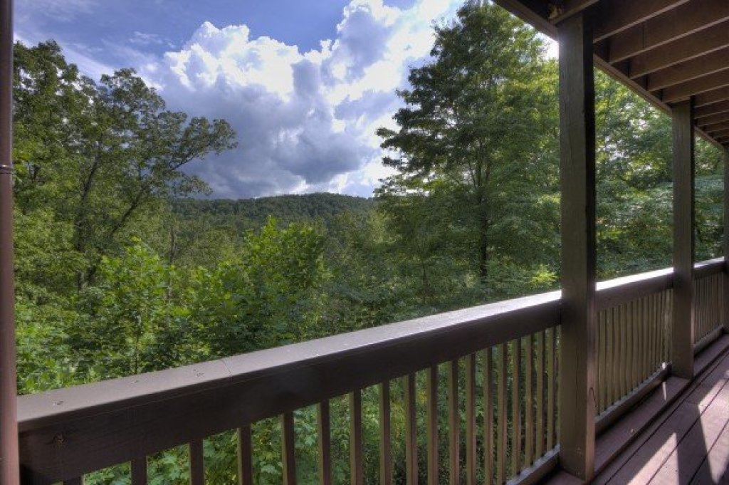 Photo of a Gatlinburg Cabin named Wonders In The Sky - This is the twenty-eighth photo in the set.