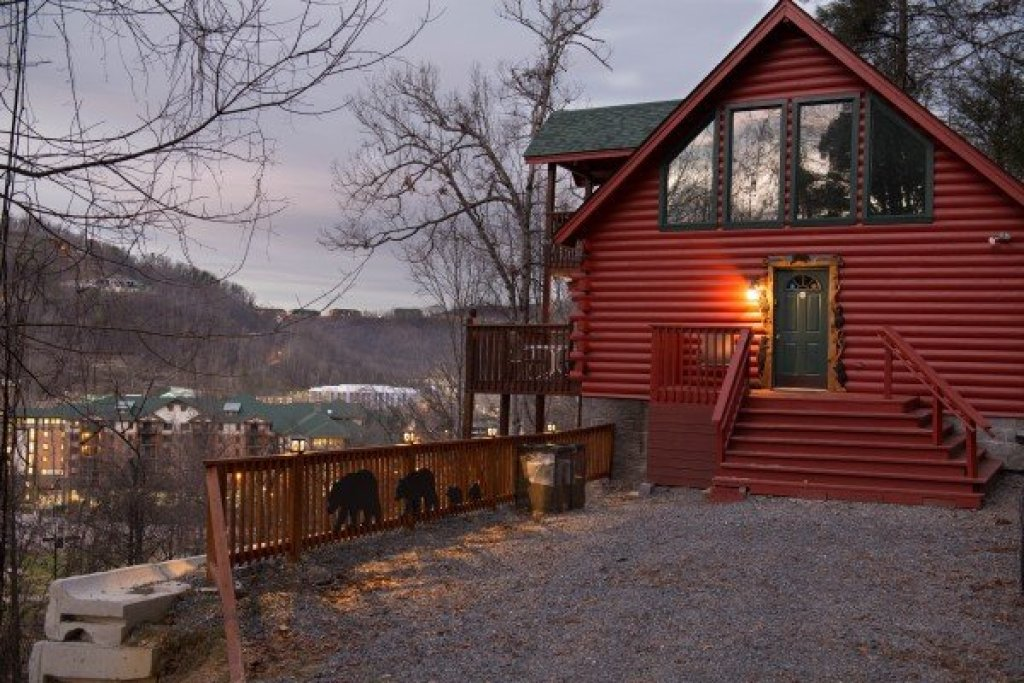 Photo of a Gatlinburg Cabin named Shiloh - This is the twenty-first photo in the set.