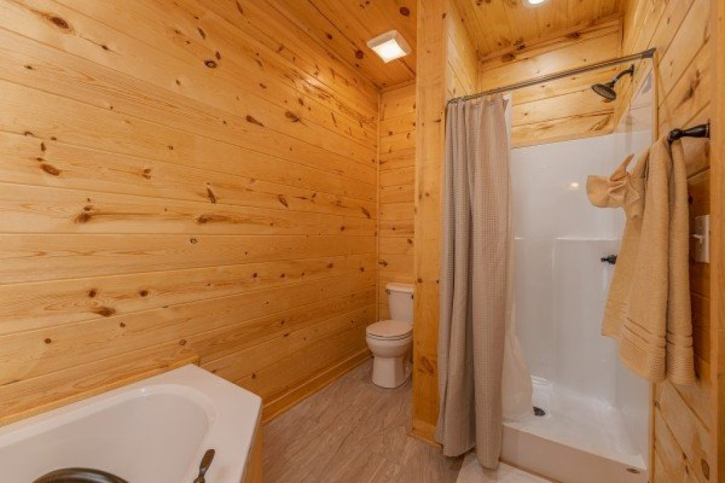 Photo of a Sevierville Cabin named Mountain Life - This is the twentieth photo in the set.